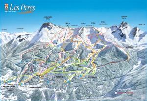 Location Ski Les Orres