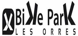 Les Orres Bike Park Logo